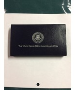 1992 The White House 200th Anniversary Coin 90% silver, one Dollar proof... - $32.00