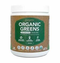 Organic Green Superfood Powder Daily Green Juice USDA Certified  Natural... - $51.38