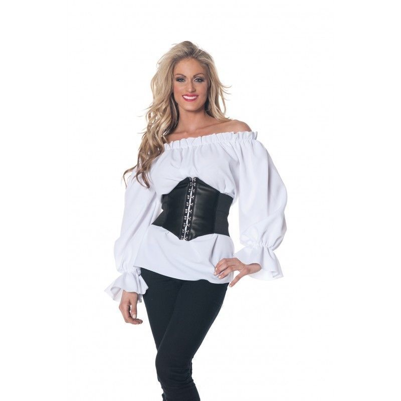Underwraps Renaissance Long Sleeve Adult Womens Halloween Costume 28302