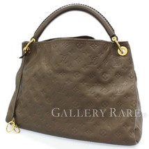 LOUIS VUITTON Artsy MM Monogram Empreinte Shoulder Bag M94171 Authentic ... - $1,223.90