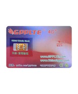 GPPLTE 4G+ PRO 3 Perfect Solution for Ultra Thin Smart Decodable Chip to... - $4.93