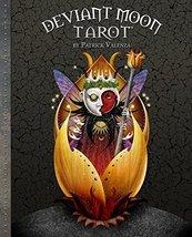 Deviant Moon Tarot Book [Hardcover] Patrick Valenza - $35.03