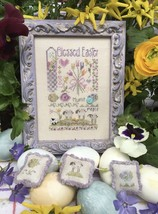 Easter Notes holiday cross stitch chart Shepherd's Bush     - $8.00