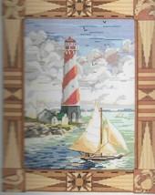"Janlynn Cross Stitch Pattern Kit-Around the Pointe-Finished Size 11"" x 14"" - $13.95"