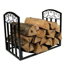 Sunnydaze Designer Indoor/Outdoor 2-Foot Decorative Log Rack - $52.99