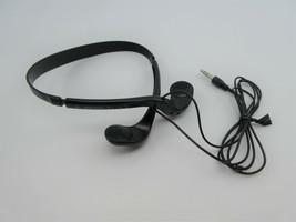 Sony MDR-W034 Vintage Walkman Black Headphones - $31.63