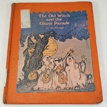 THE OLD WITCH AND THE GHOST PARADE Ida DeLage 1978 ex lib - $14.99