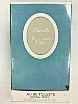 Christian Dior Diorella 3.4oz Women's EDT Spray. Discontinued Hard To Find. - $199.99