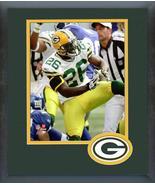 Charlie Peprah 2007 Green Bay Packers  -11x14 Team Logo Matted/Framed Photo - $43.55