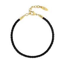 Swarovski Leather Bracelets Charm BeCharmed Crystal Jewelry Making NEW * U Pick image 4