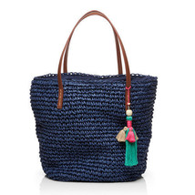 Chloe and Isabel Mainstreet Tassel Tote Bag NWT - $46.75