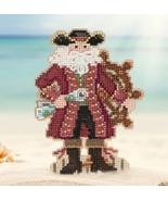 Jamaica 2017 Winter Caribbean Santas cross stitch kit  Mill Hil - $7.20