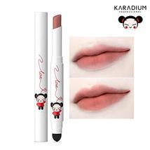 Karadium Pucca Love Edition Smudging Velvet Matte Long Lasting Lip Tint Stick 1.