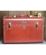 Samsonite Travel Train w/ TRAY Makeup Case Shwayder Bros Luggage Carry-O... - $170.99