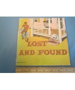 LOST AND FOUND 1974 Level 4 Rand McNally [Z103e] - $16.32
