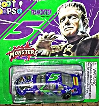 Revell Frankenstein Terry Labonte Spooky Fruit Loops Monte Carlo Car Mint n Card - $6.00
