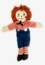 "Vintage 16"" Raggedy Andy Rag Doll Original Clothing - $26.80"