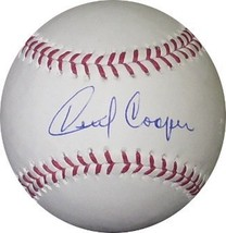 Cecil Cooper signed Official Major League Baseball (Red Sox/Brewers) - $37.95