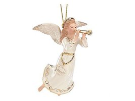 Lenox Angel's Melody Ornament 2017 - $46.53