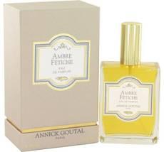 Annick Goutal Ambre Fetiche 3.4 Oz Eau De Parfum Spray image 4