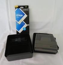 Polaroid Spectrum Instant Camera, Instant Film Cartridges, Carry Case - $22.00