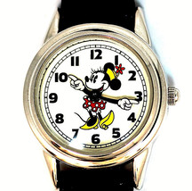 Minnie Mouse, Disney Easy Read Collectible Mickey Store Fossil Watch LI-2005 $89 - $87.96