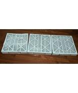 Honeywell 32000200 Prefilter 24 x 24 x 4 Filter Furnace AC Glasfloss Lot... - $89.09
