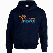 155 Flint Tropics Hoodie jersey funny semi pro basketball costume movie sports - $34.99+