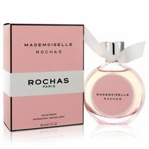 Mademoiselle Rochas Eau De Parfum Spray 3 Oz For Women  - $51.36