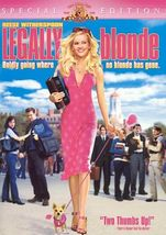 Legally Blonde (DVD, 2001, Special Edition) - $9.95