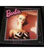 "Barbie 1995 hallmark calendar great vintage calendar minor wear app 11"" ... - $17.99"