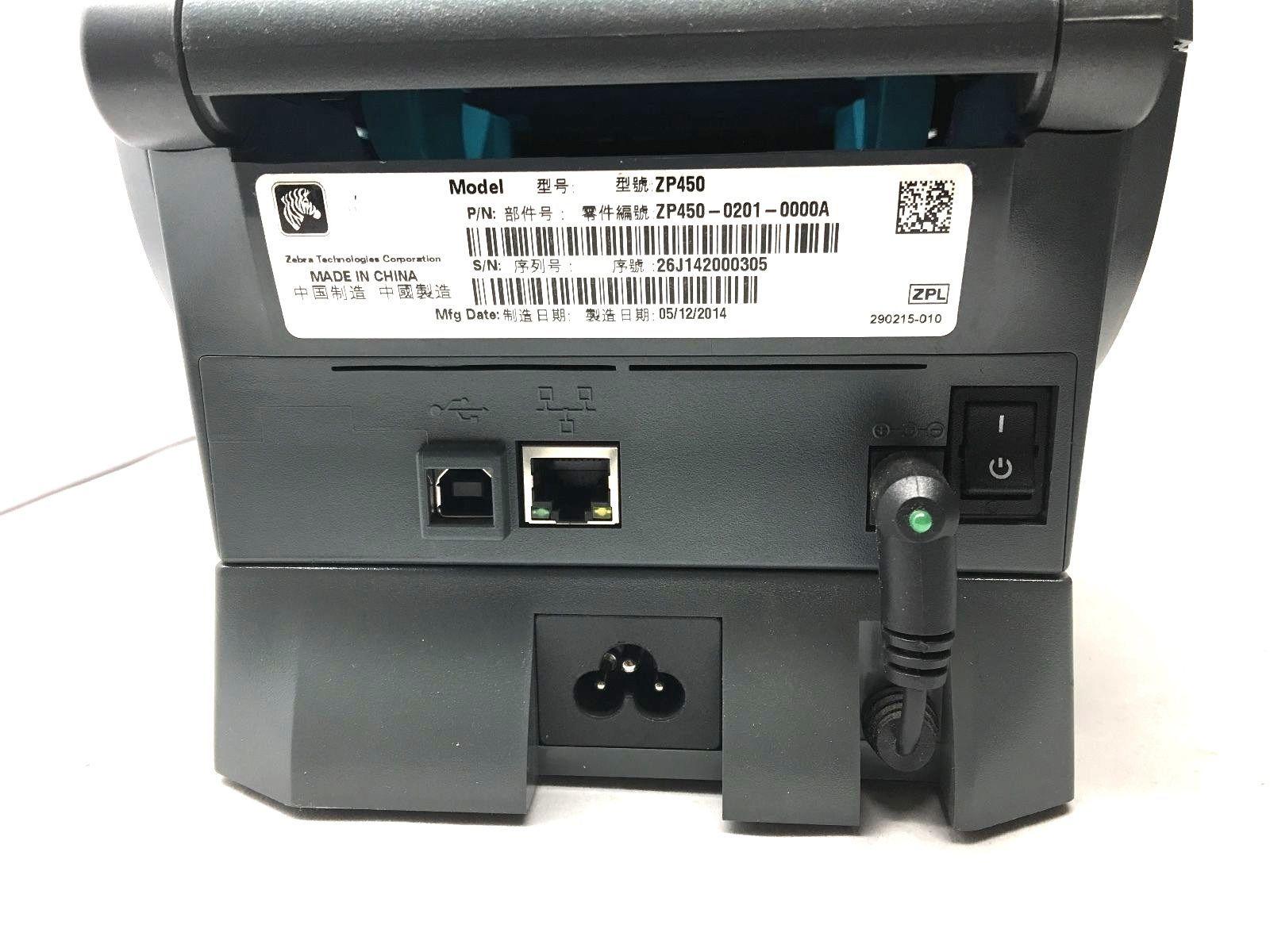 Zebra ZP450 ZP450-0201-0000 Label Thermal and similar items