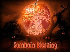 SAMHAIN HALLOWEEN COVEN TRINITY OF CRONE'S EXTREME MAGICK JEWELRY CASSIA4 - $77.77