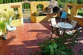 #415-25 Red Concrete Color Cement Powder, Plaster 25 lbs Make Stone Pavers Brick image 3