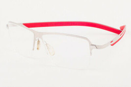 Tag Heuer Line 3821 005 Pure Red Eyeglasses TH3821-005 55mm - $273.42