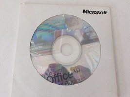 Microsoft Office XP Small Business 2002 Software Product Key + WORKS 2000 - $14.00