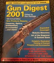Gun Digest: Gun Digest 2001 by K. Ramage and Ken Warner (2000, Paperback... - $19.75