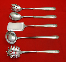 Sheaf of Wheat by Durgin-Gorham Sterling Silver Hostess Set 5pc HHWS  Custom - $520.70