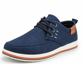 Mens Casual Canvas Loafers - $60.26