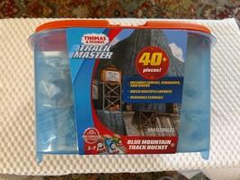 40pc Fisher-Price Thomas & Friends TrackMaster Blue Mountain Track Bucke... - $22.00
