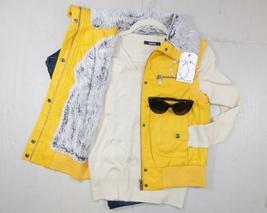 20% Off Faux Leather Vest, Faux Leather Bomber Vest, Faux Leather Moto Vest