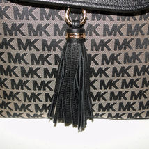 Michael Kors Large Bedford Signature Backpack NWT image 5
