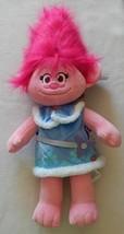NEW Build A Bear DreamWorks Trolls Poppy Doll and Holiday Dress & Hairba... - $49.99