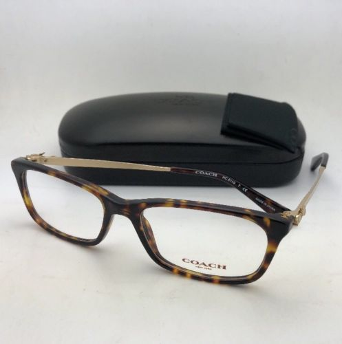 New COACH Eyeglasses HC 6110 5485 52-16 140 and 50 similar items