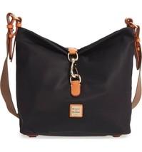 Dooney & Bourke Windham Nylon Annie Black Sac Shoulder Bag NWT - $189.00