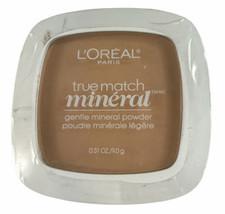 L'Oreal True Match Gentle Mineral Powder Buff Beige n4-5/410 Face Powder... - $8.69