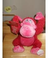 Hallmark Valentine Ape, Pick me up and I go Ape Plush - $29.99