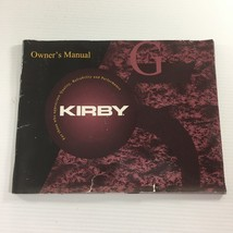 Kirby G5 Vacuum Cleaner Instruction Manual Will Work for Most G Models P... - $11.88