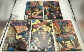 Vtg DC Comics Lot Of 5 Jonah Hex # 68 69 71 72 75 Western Cowboy Gunslinger - $24.75