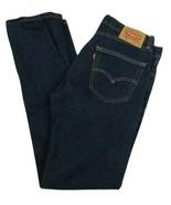 Levi's 505 Regular Fit Straight Leg Red Tab Jeans Men's W33 X L34 100% C... - $32.17